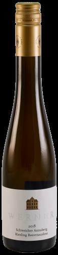 2018 Schweicher Annaberg Riesling Beerenauslese (0,375 l)