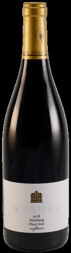 2018 Annaberg Pinot Noir unfiltriert (0,75 l)