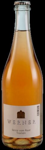 Secco Rosé vom Spätburgunder (0,75 l)