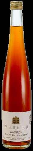 Walnuss Magenschnaps nach altem Hausrezept hergestellt (0,5 l)